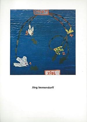 Jörg Immendorf (announcement): Immendorf, Jorg