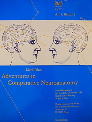 Mark Dion : Adventures in Comparative Neuroanatomy (POSTER)