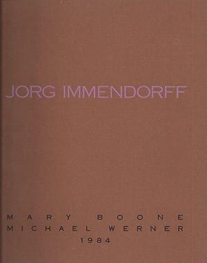 Jorg Immendorf: Immendorf, Jorg -