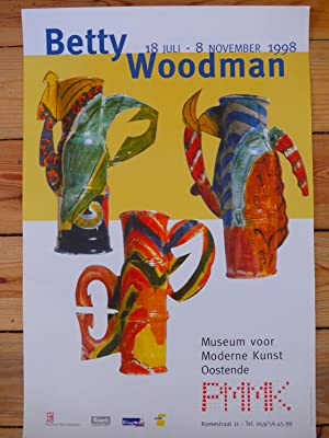 Betty Woodman (poster)