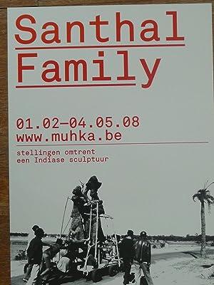 Santhal Family : Stellingen Omtrent Een Sculptuur