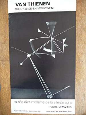 Van Thienen : Sculptures En Mouvement (POSTER)