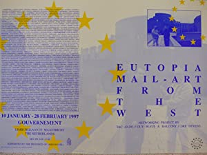 Guy Bleus : Eutopia Mail-art from the West. POSTER