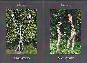 Daniel Spoerri - Skulpturengarten (announcement): Spoerri, Daniel