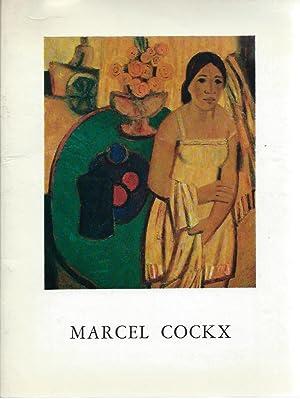 Marcel Cockx: Cockx, Marcel /