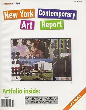 New York Contemporary Art Report - January: Sand, Olivia J.