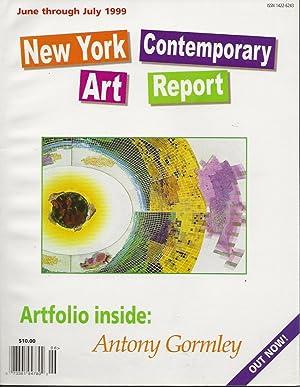 New York Contemporary Art Report - June: Sand, Olivia J.