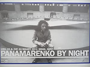 Panamarenko By Night (poster)
