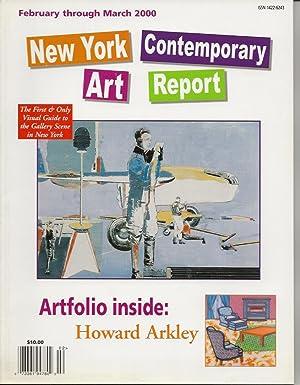 New York Contemporary Art Report - February