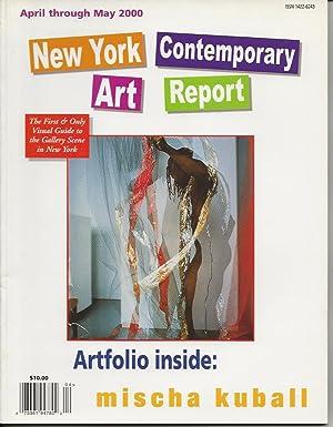 New York Contemporary Art Report - April
