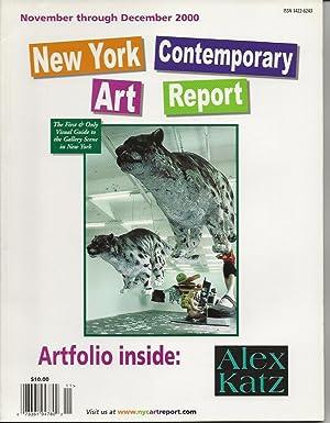 New York Contemporary Art Report November through: Sand, Olivia J.