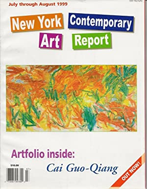 New York Contemporary Art Report - July