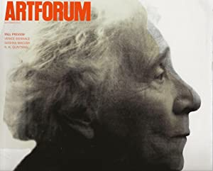 ArtForum International - September 2011 : Fall: Griffin, Tom