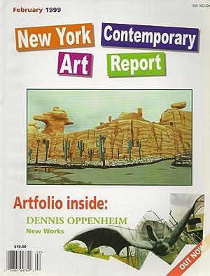 New York Contemporary Art Report - February: Sand, Olivia J.