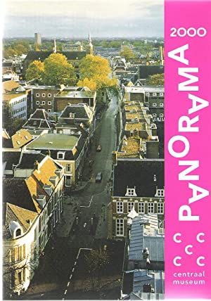 Panorama 2000 : Art in Utrecht Seen from the Dom Tower (leporello): Eliasson, Olafur / Huber, Mark ...