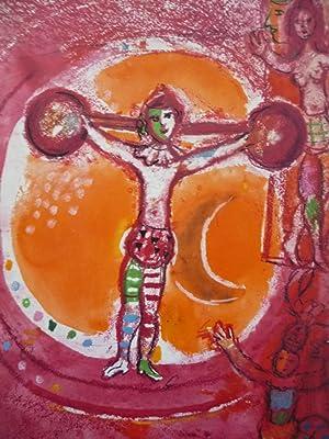 Le Cirque d'Izis Avec Quatre Compositions Originales: Chagall, Marc /