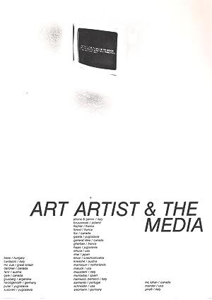 Art Artist & the Media: Kriesche, Richard