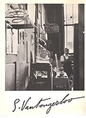 Georges Vantongerloo 1886 - 1965: Vantongerloo, Georges -