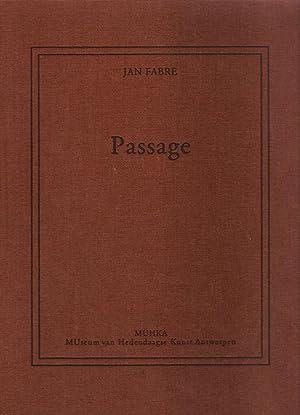 Jan Fabre : Passage: Fabre, Jan -