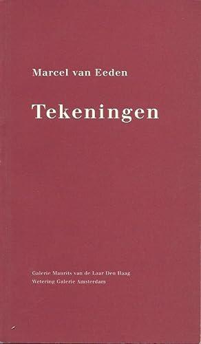 Marcel van Eeden : Tekeningen: Van Eeden, Marcel