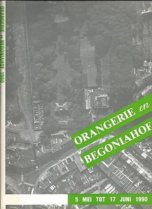 Orangerie en Begoniahof : tuin voor beelden: De Wilde, Walter