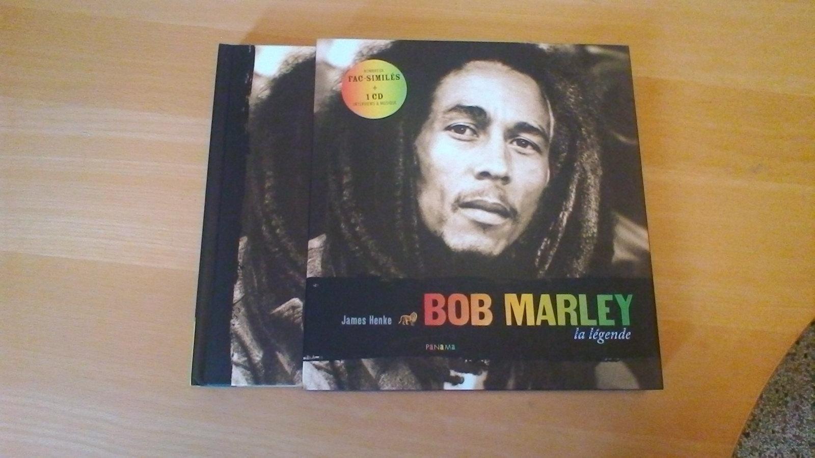 Bob Marley La Légende Par James Henke Editions Du Panama