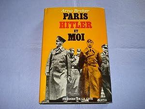 Paris, Hitler et moi.: Arno Breker