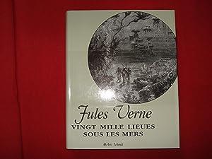 Vingt mille lieues sous les mers.: Jules Verne
