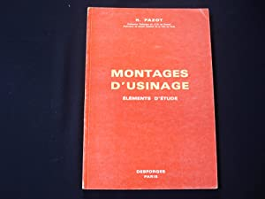Montages d'usinage - Eléments d'étude