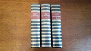Les Misérables - 3 tomes: Victor Hugo