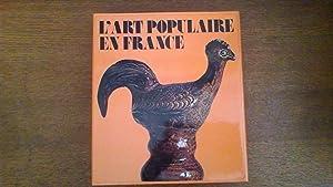 L'art populaire en France: Jean Cuisenier