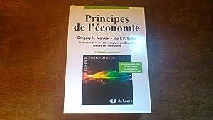 Principes de l'économie: G.N. Mankiw/M.P. Taylor