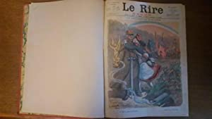 Le Rire Rouge - Edition de guerre du journal