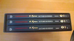The Freyman lectues on physics - 3 volumes