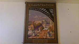 L'illustration-exposition Paris 1937