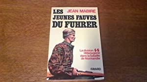 Les jeunes fauves du Fuhrer: Jean MABIRE