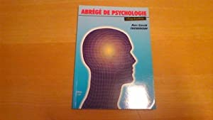 Abrégé de psychologie à l'usage des praticiens