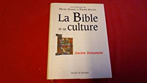 La Bible et sa culture - Ancien testament