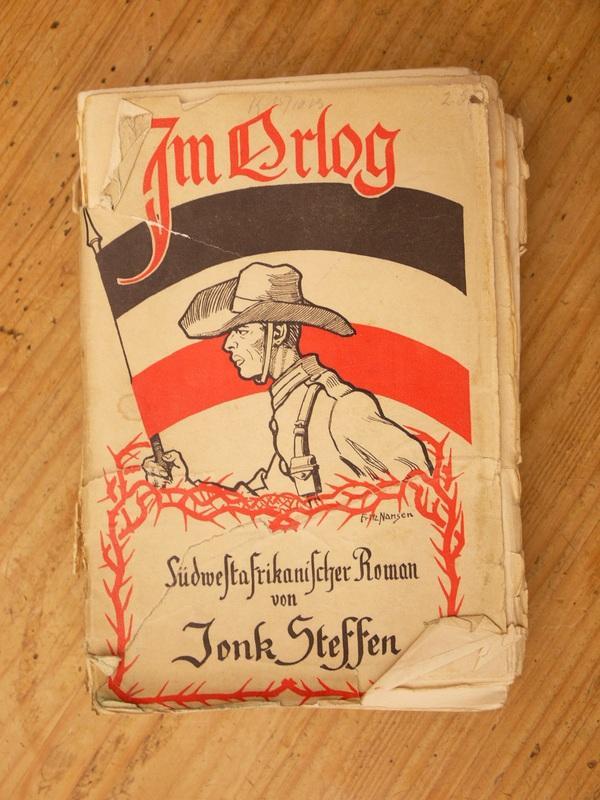 Im Orlog - Südwestafrikanischer Roman: Jonk Steffen