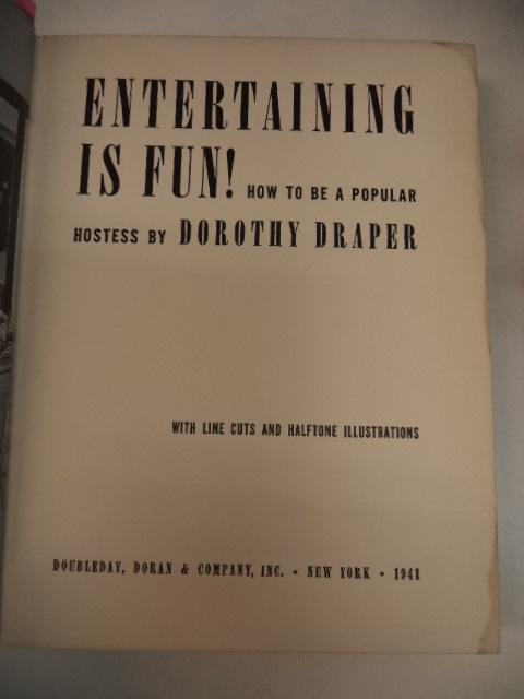 entertaining is fun how to be a popular hostess