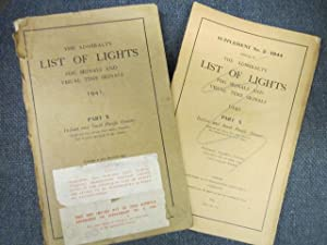 The Admiralty List of Lights, Fog Signals