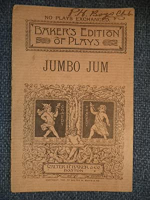 Jumbo Jum. An Original Farce In One