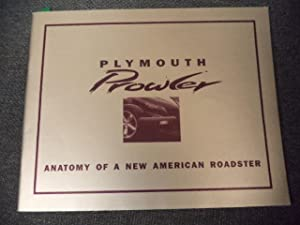 Plymouth Prowler: Anatomy of a New American: Rosenbusch, Karla A.