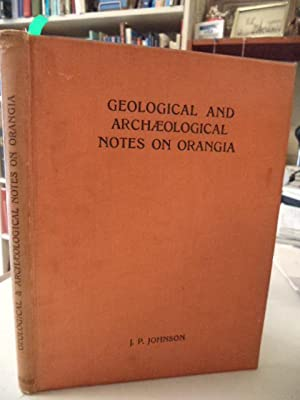 Geological and Archaeological Notes on Orangia [signed]