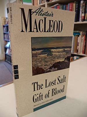 The Lost Salt Gift of Blood [signed]