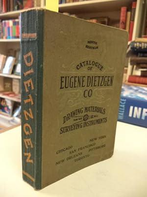 Catalogue & Price List of Eugene Dietzgen: Eugene Dietzgen Co.