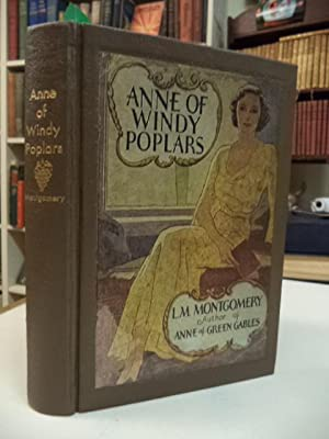 Anne of Windy Poplars [fine binding]