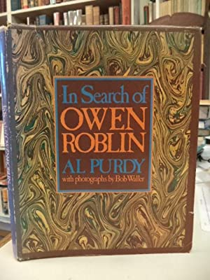 In Search of Owen Roblin. [inscribed]