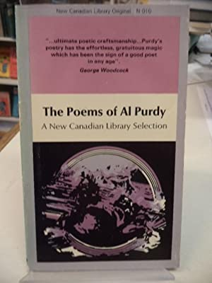 The Poems of Al Purdy. [inscribed]