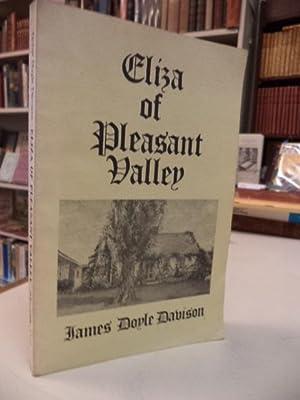 Eliza of Pleasant Valley - Her Family,: Davison, James Doyle